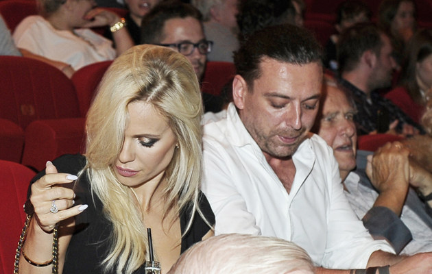 Doda i Emil Haidar nie są już razem /Niemiec /AKPA