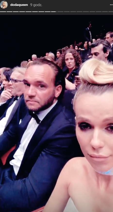 Doda i Emil na Festiwalu Filmowym w Cannes /Instagram /materiał zewnętrzny
