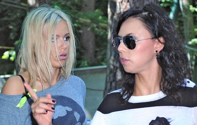 Doda i Maja Sablewska  /MWMedia