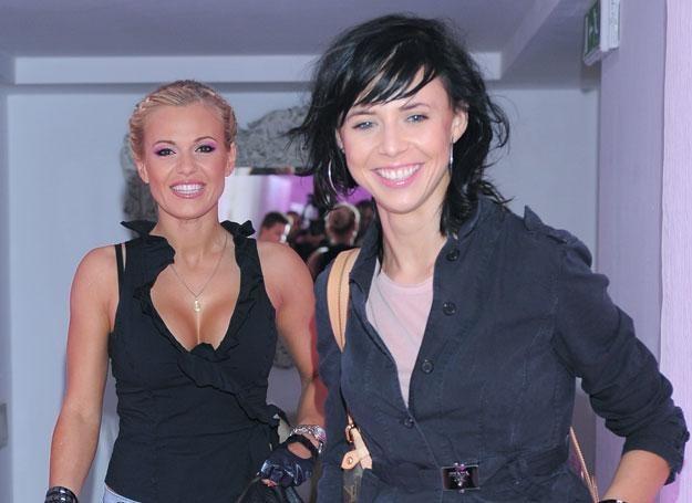 Doda i Maja Sablewska - kiedyś przyjaciółki / fot. A. Szilagyi /MWMedia