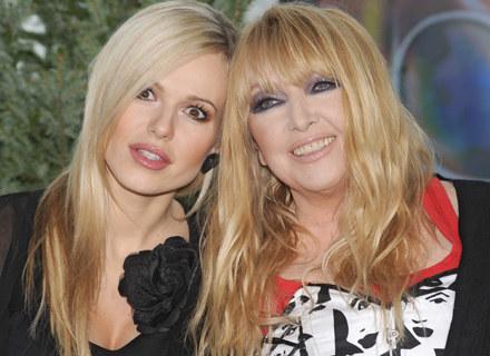 Doda i Maryla Rodowicz były największymi gwiazdami Sylwestrowej Nocy w TVP2 / fot. Andras Szilagyi /MWMedia