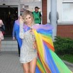 Doda komentuje tęczową kreację z Disco pod Gwiazdami w Białymstoku: Nie będę chować się jak tchórz