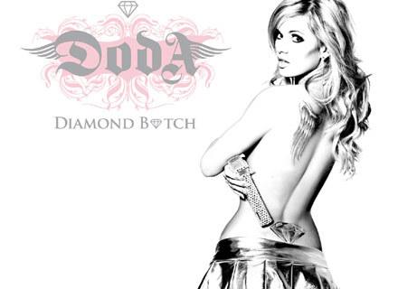 """Doda na okładce """"Diamond Bitch"""" /"""