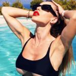 Doda pozuje w bikini! Zaprezentowała niemal nagie piersi!