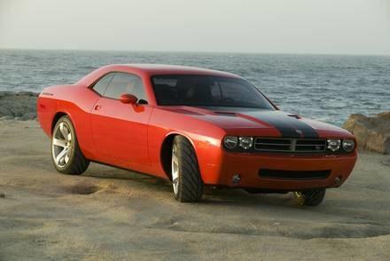Dodge challenger / Kliknij /INTERIA.PL