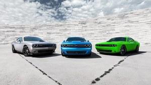 Dodge Challenger - retrolifting