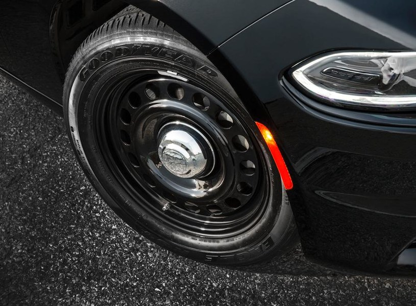Dodge Charger Pursuit /materiały prasowe