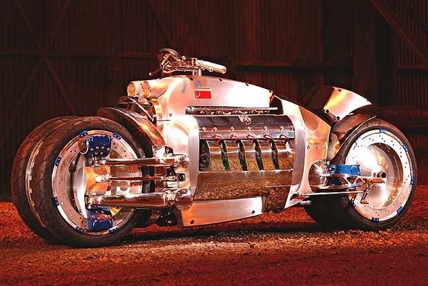 Dodge Tomahawk (kliknij) /INTERIA.PL