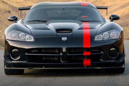 Dodge  viper  ACR /