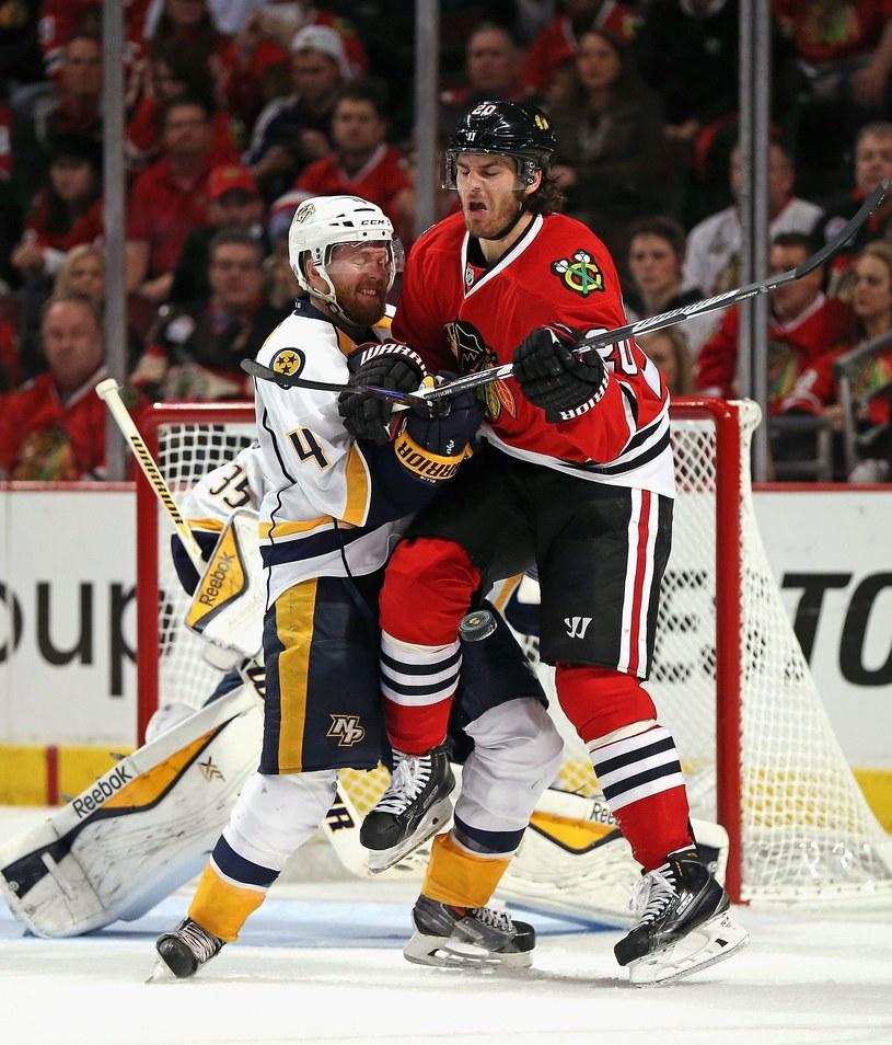 Dojdzie do porozumienia z zawodnikami z NHL? /AFP