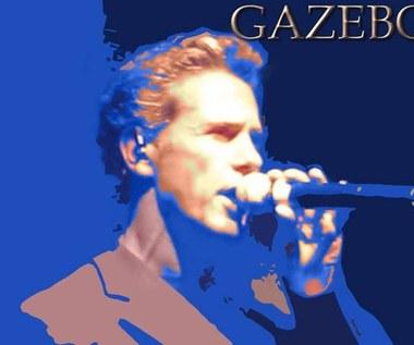 Dojrzały Gazebo z nowymi płytami