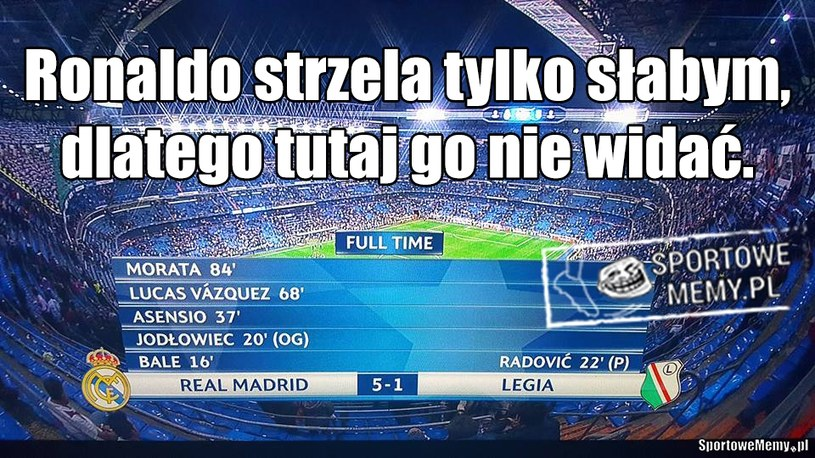 Dokładnie! /Sportowememy.pl /Internet