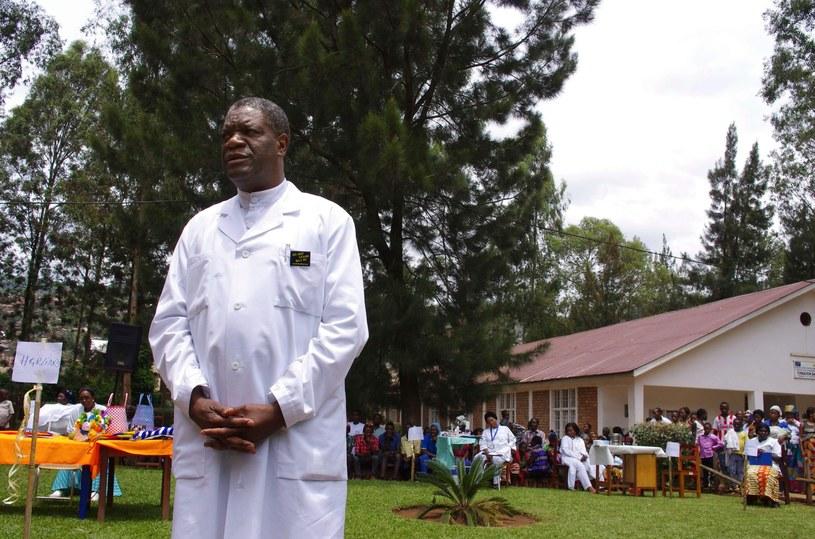 Doktor Denis Mukwege /MARC JOURDIER/AFP /East News
