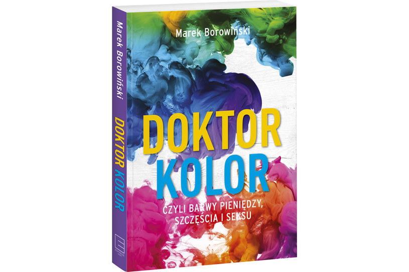 Doktor Kolor, czyli barwy pieniędzy, szczęścia i seksu /materiały prasowe