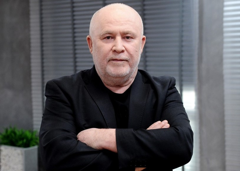 Doktor Paweł Moczydłowski /East News