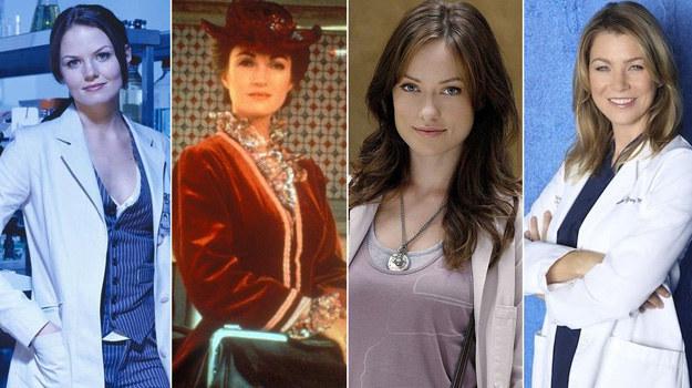 """Doktor Quinn, Allison Cameron, """"Trzynastka"""", a może Meredith Grey? Którą serialową panią doktor lubicie najbardziej? /materiały prasowe"""