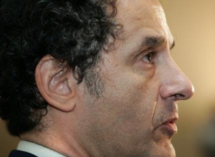 Doktor Serge Stoleru, autor pomysłu terapii antypedofilskiej /AFP