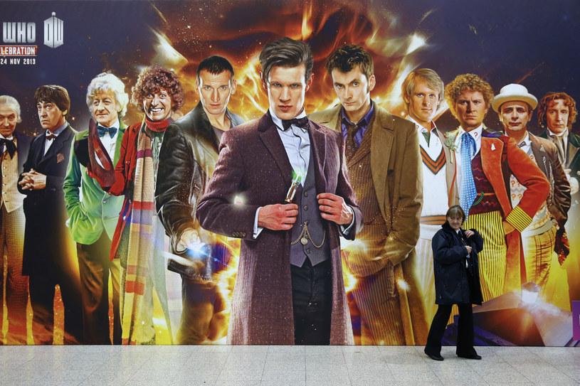 """Doktor Who"" /Oli Scarff /Getty Images"