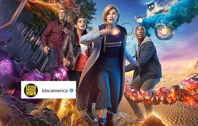 """""""Doktor Who"""" /Instagram /materiały promocyjne"""