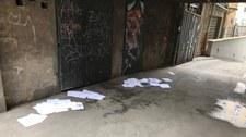 Dokumenty z danymi wrażliwymi poniewierały się w Warszawie