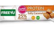Doładuj energię z FreeYu – nowe batony proteinowe