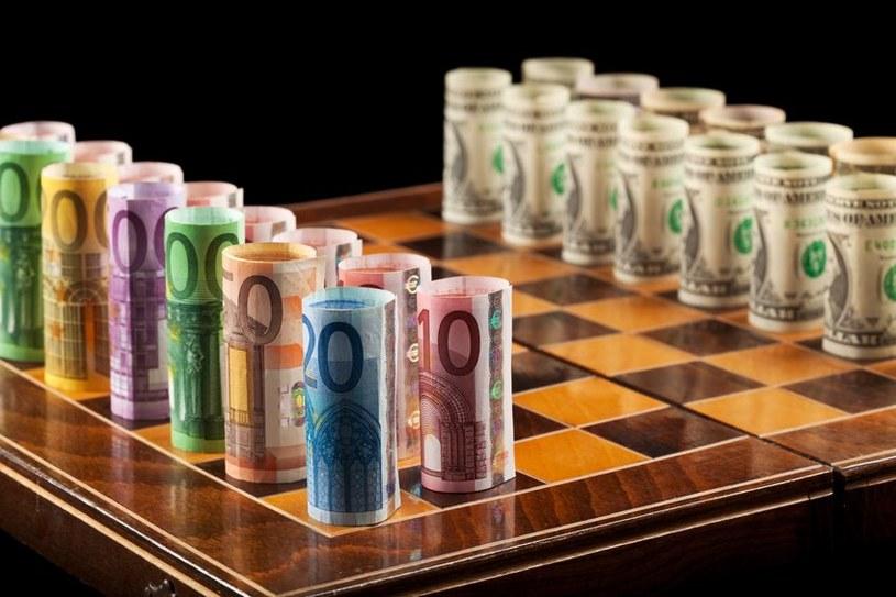 Dolar kontra euro? Która z walut dominuje? /123RF/PICSEL
