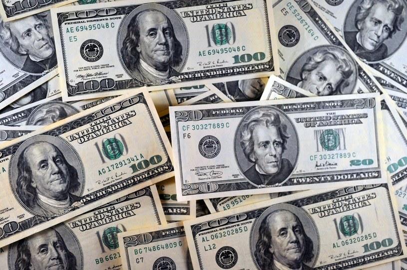 Dolar może się jeszcze osłabić /123RF/PICSEL