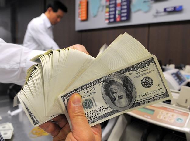 Dolar wróci do łask? /AFP