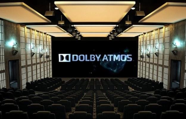 Dolby Atmos - od grudnia także w Polsce /materiały prasowe