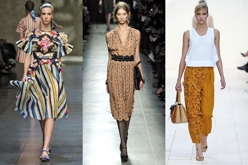 Dolce&Gabbana, Bottega Veneta, Chloe /East News/ Zeppelin