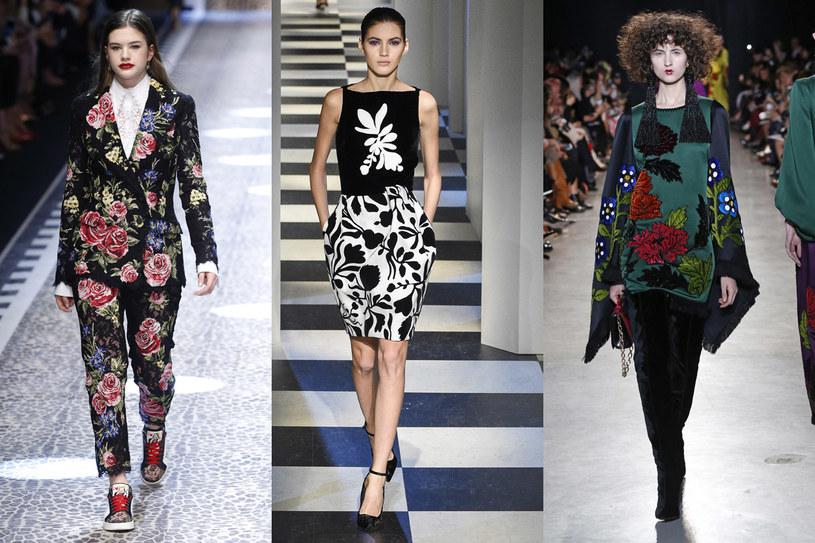 Dolce&Gabbana, Oscar de la Renta, Andrew GN /East News/ Zeppelin