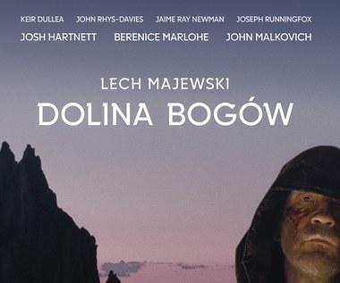 """Dolina Bogów"": John Malkovich na plakacie"