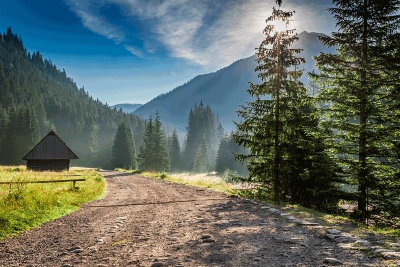 Dolina jest piękna o każdej porze roku /123RF/PICSEL