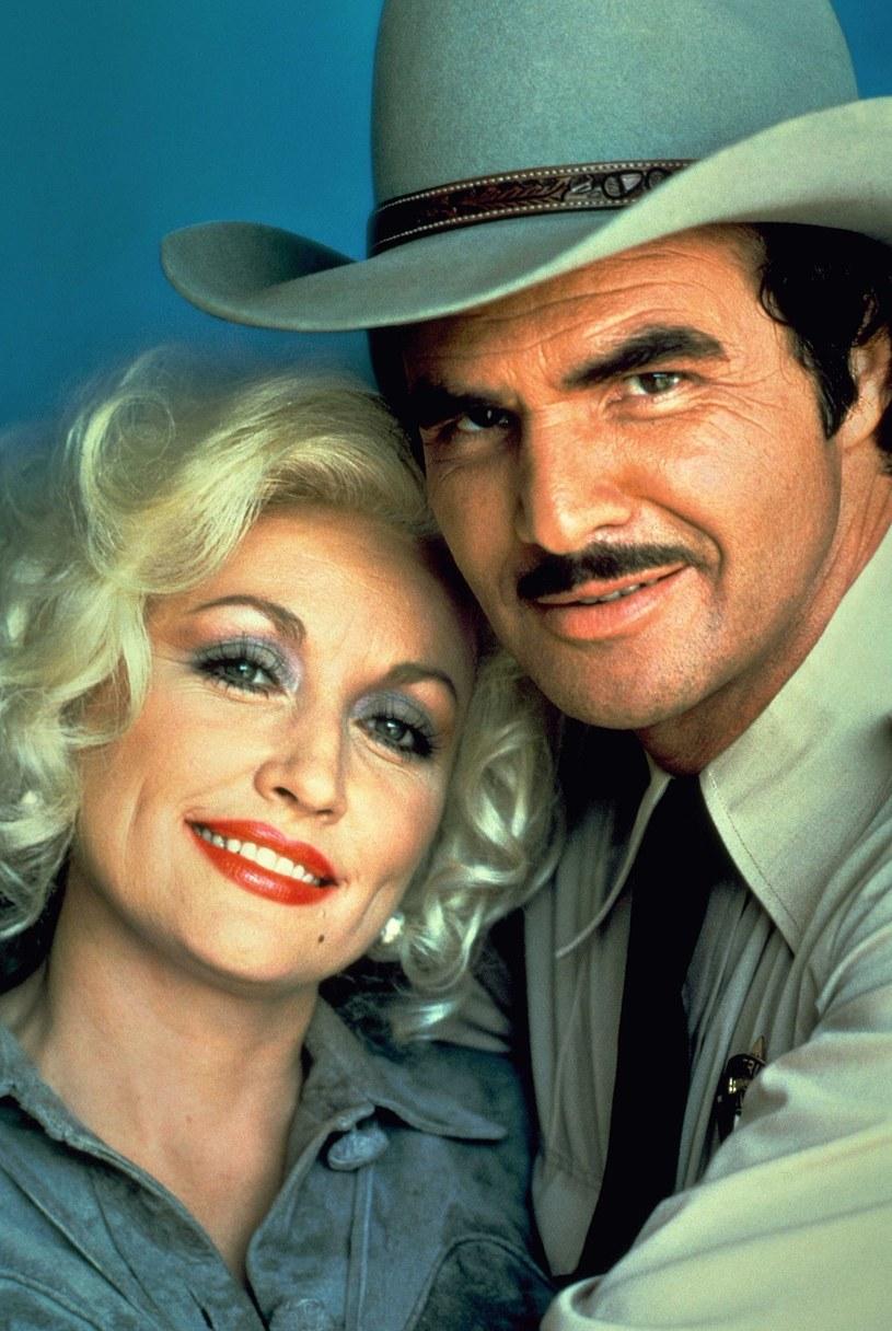 Dolly Parton i Burnt Reyonlds /UNIVERSAL PICTURES / Album /East News