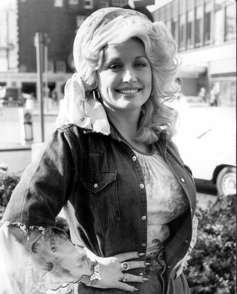 Dolly Parton /Keystone /Getty Images