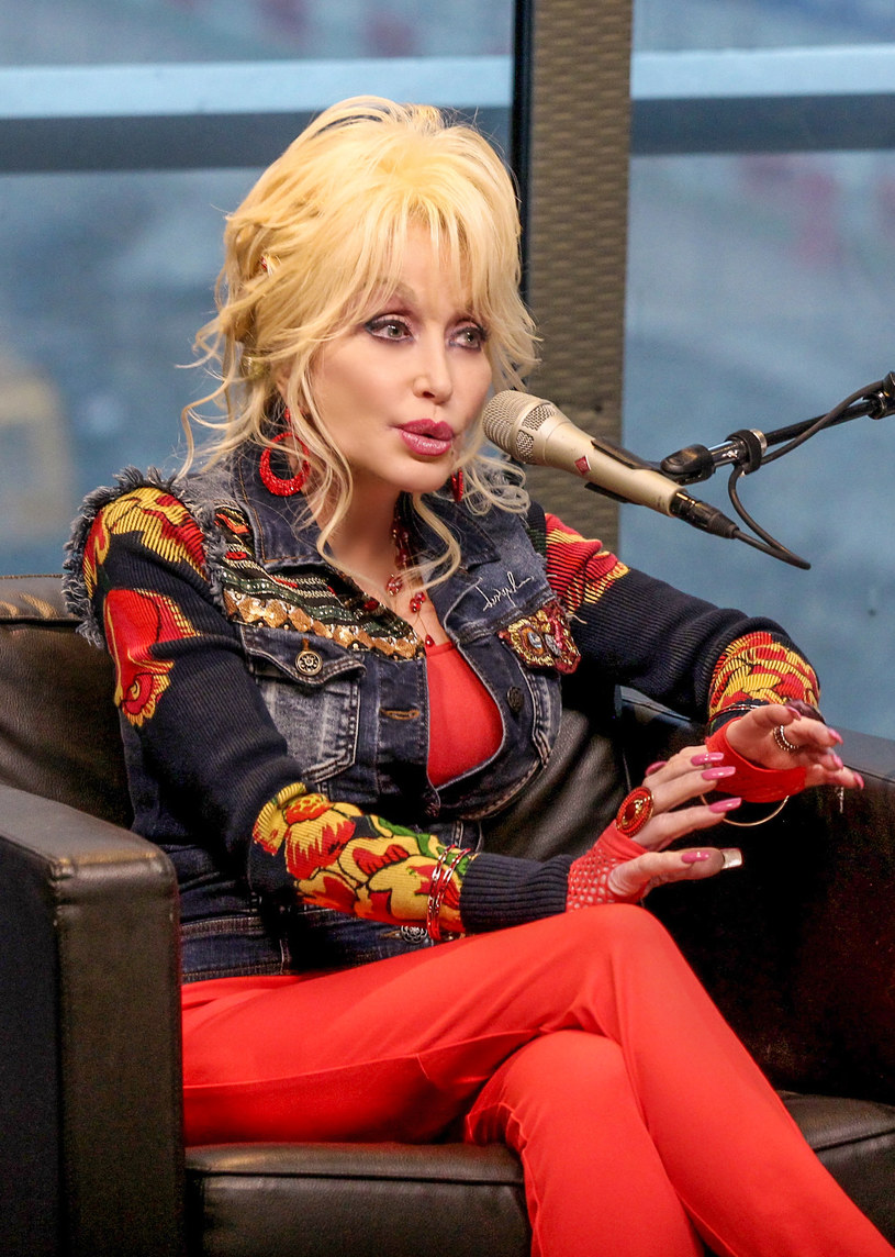 Dolly Parton /Terry Wyatt /Getty Images