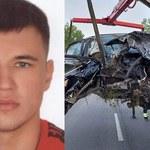 Dolnośląskie. Dominik Hutnik poszukiwany po śmiertelnym wypadku. Jest list gończy