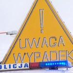 Dolnośląskie: Śmiertelny wypadek na autostradzie A4. Droga była zablokowana
