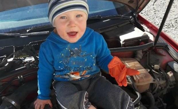 Dolnośląskie: Trwają poszukiwania 3,5-letniego Kacpra