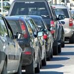 Dolny Śląsk: Na A4 zderzyło się siedem samochodów