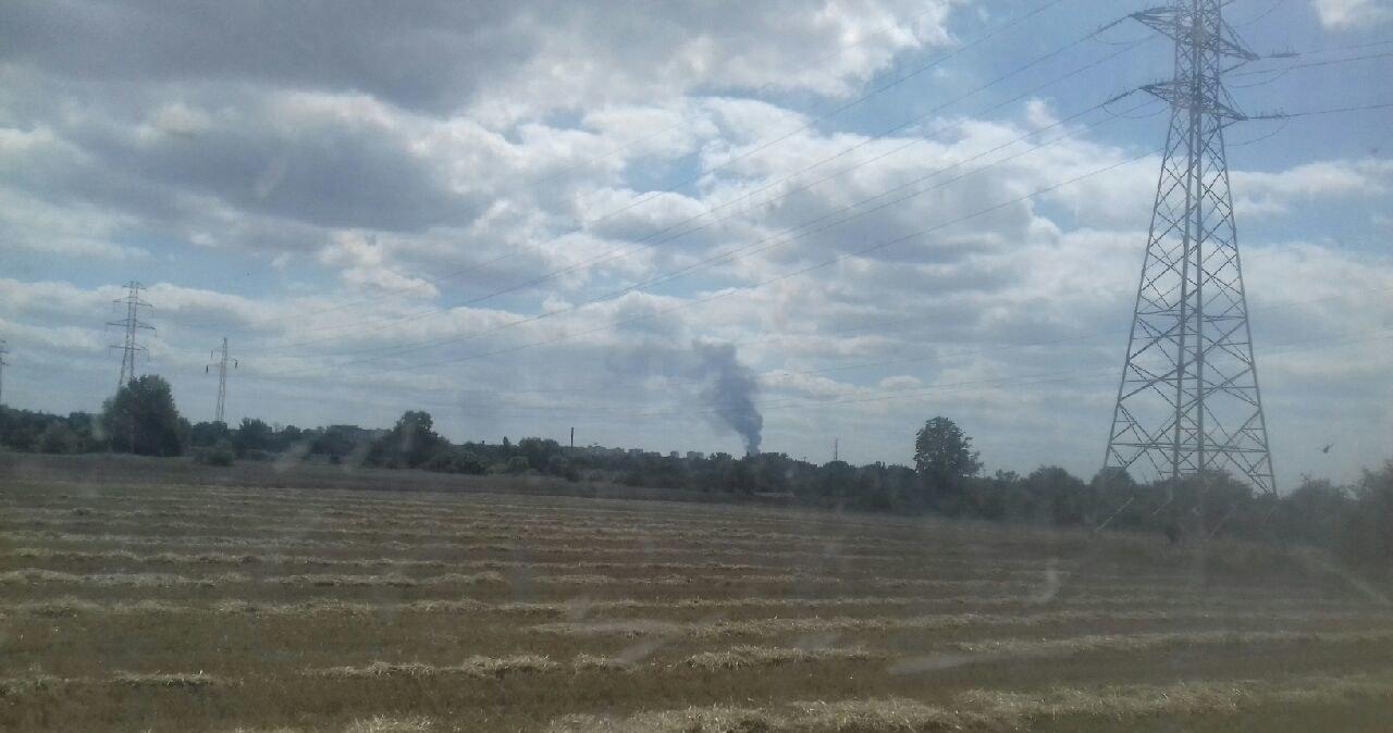 Dolny Śląsk: Płonie składowisko odpadów koło Polkowic