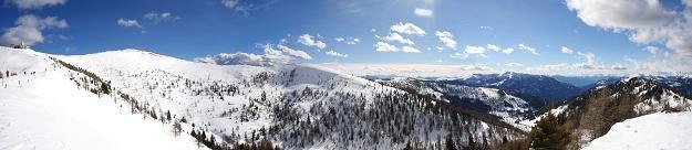 Dolomity to raj dla polskich narciarzy /©123RF/PICSEL