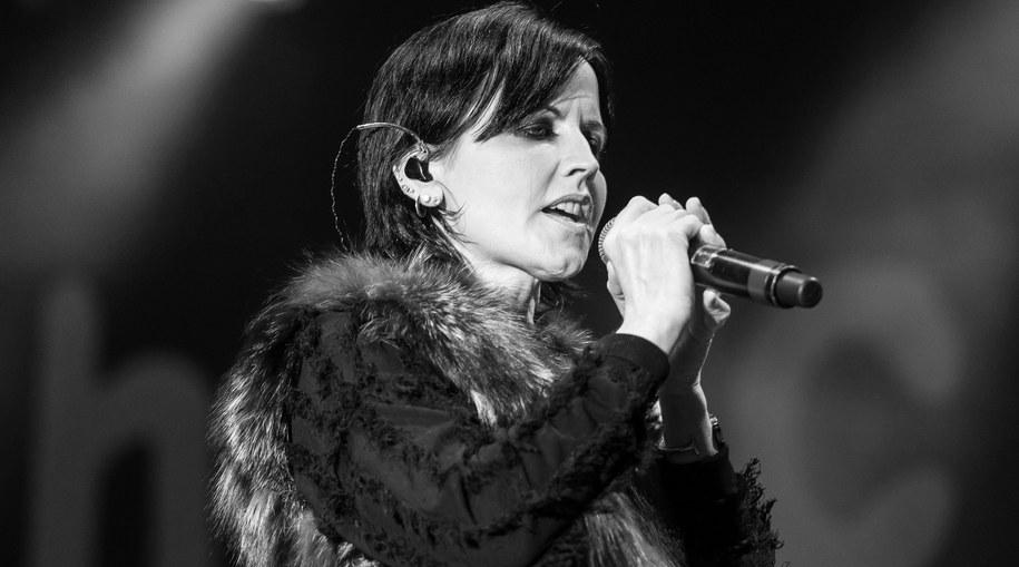 Dolores O'Riordan / Maciej Kulczyński    /PAP