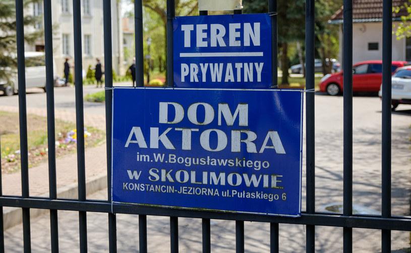 Dom Aktora w Skolimowie /Bartosz Krupa /East News