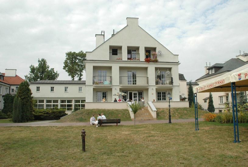 Dom Aktora w Skolimowie /Tricolors /East News