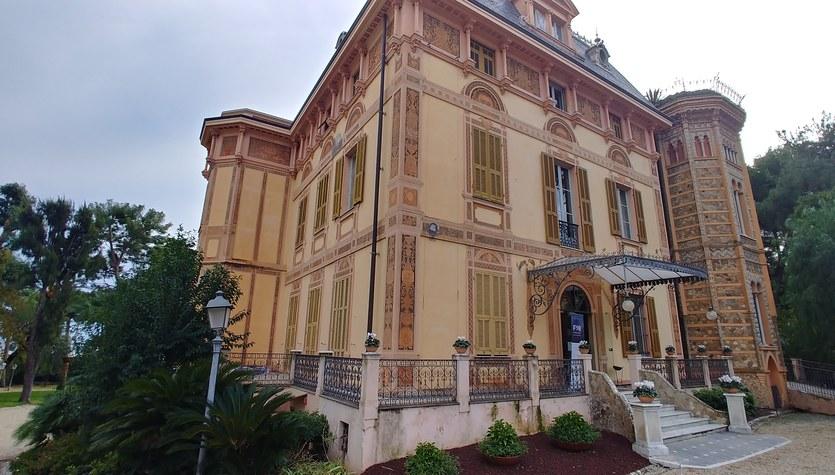 Dom Alfreda Nobla w stolicy włoskiej piosenki San Remo
