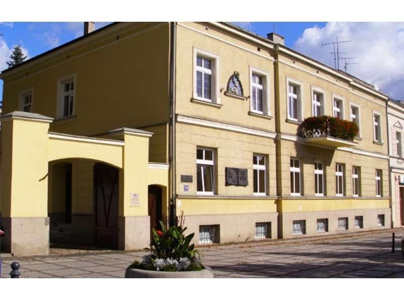 Dom Arcybiskupi w Częstochowie /materiał zewnętrzny