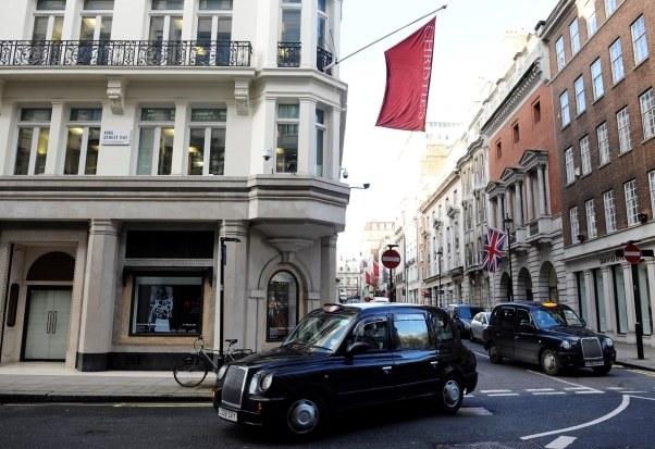 Dom aukcyjny Christie's w Londynie /PAP/EPA/FACUNDO ARRIZABALAGA /PAP/EPA