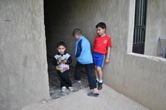 Dom dla kilku syryjskich rodzin zbudowany przez Libańczyka