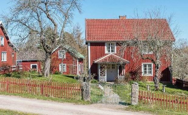 Dom dzieci z Bullerbyn może być Twój. Został wystawiony na sprzedaż